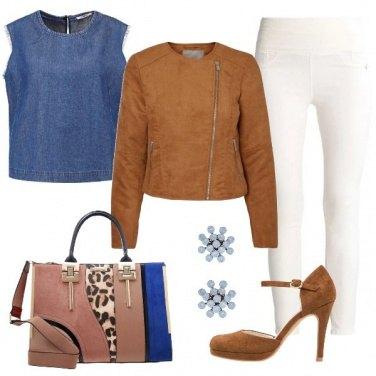 Outfit Un giornata di primavera