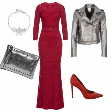 Outfit Accessori argento