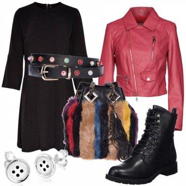 Outfit Rock ma non troppo