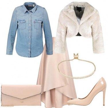 Outfit Romanticamente me