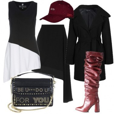 Outfit Trendy #4000