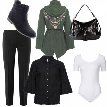 Outfit Basic #2128