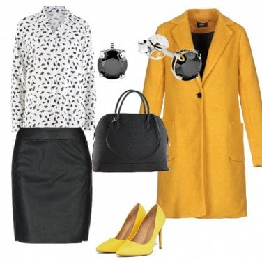 Outfit Color caki