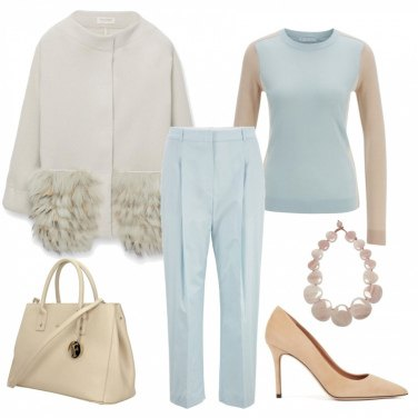 Outfit Sweet pastels