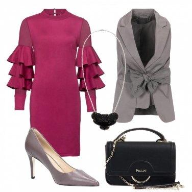 Outfit Il vestito col gilet