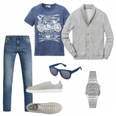 Outfit Casual #542