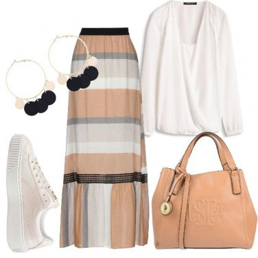 Outfit Etno-chic