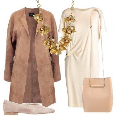 Outfit Colori chiari in primavera