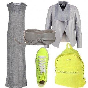 Outfit Vestito lungo di giorno