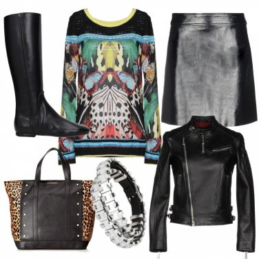 Outfit Rock #572