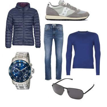Outfit Stile e sport