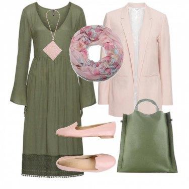 Outfit Primavera romantica
