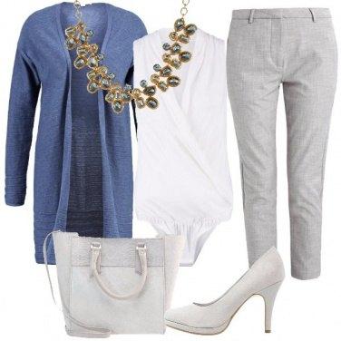 Outfit Pietre azzurre