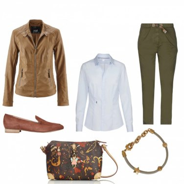 Outfit Semplicità fa rima con buon gusto