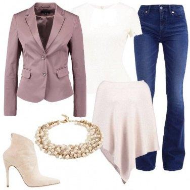 Outfit Mantella in primavera
