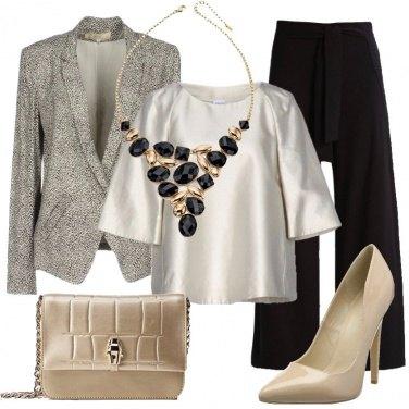 Outfit Eleganza carismatica