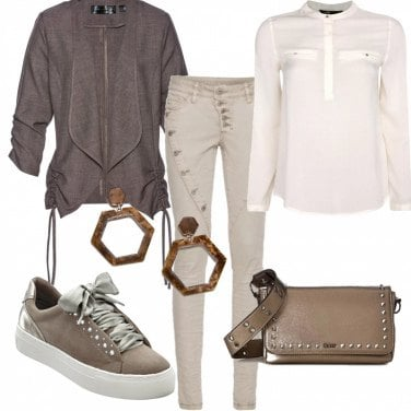 Outfit Trendy primaverile low cost