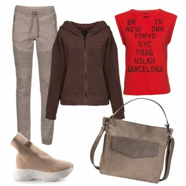 Outfit Domenica in relax