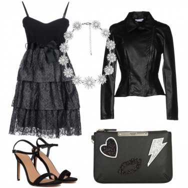 Outfit Il collier che illumina l\' outfit