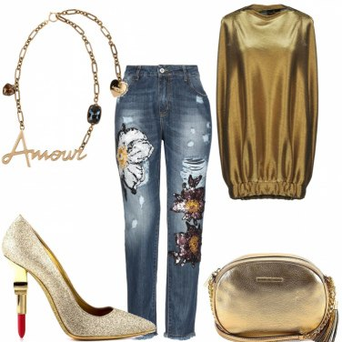 Outfit Trendy #4141