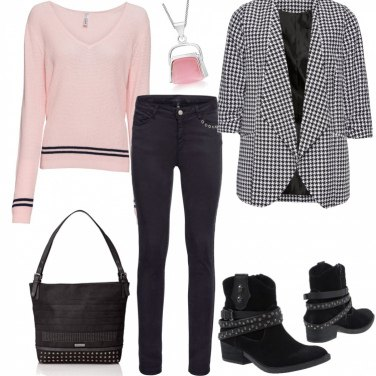 Outfit Basic giornaliero