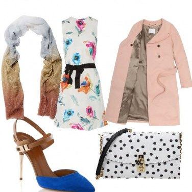 Outfit Primavera in anticipo