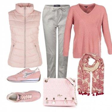Outfit Passeggiata nel parco di città
