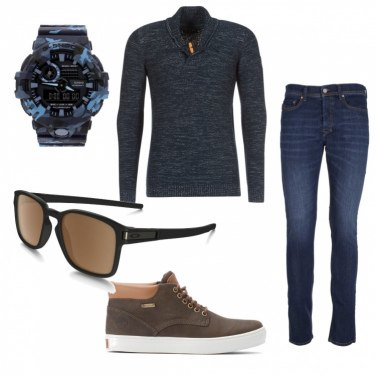 Outfit Casual #554
