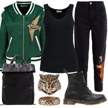 Outfit Il mio stile urban