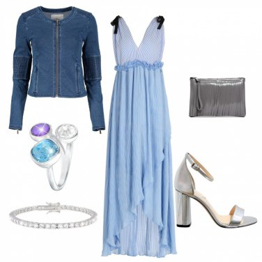 Outfit Cerimonia giovane