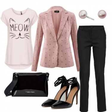 Outfit Basic informalchic