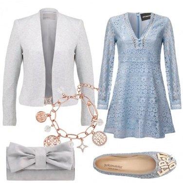Outfit Per ragazze molto romantiche