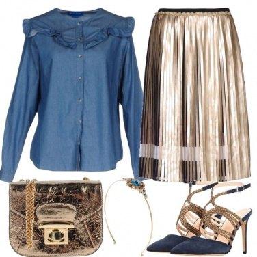 Outfit La settimana della moda