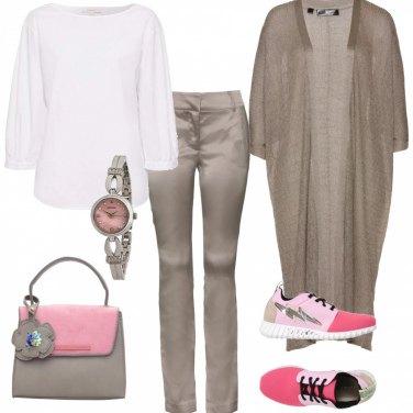 Outfit Basic comodo e chic
