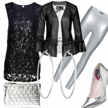 Outfit Rock #586