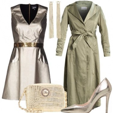 Outfit Lunare e misteriosa