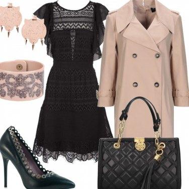 Outfit Un bon ton molto particolare