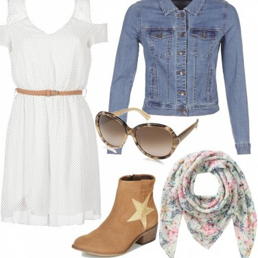 Outfit Texano trendy