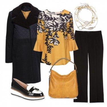 Outfit La tunica fiorita