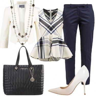Outfit Fili di perle