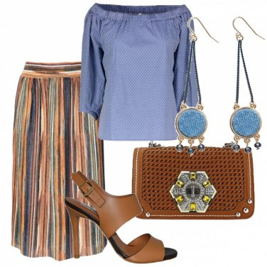 Outfit Etnico #321