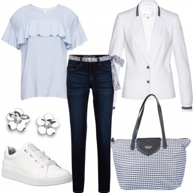 Outfit Basic primaverile