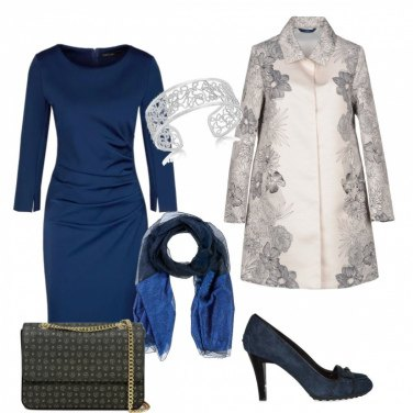 Outfit Blue girl
