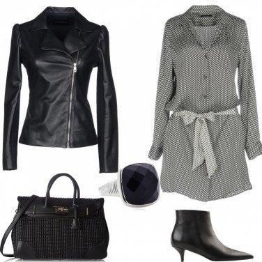 Outfit # mi vesto KATE MOSS con poco poco di +