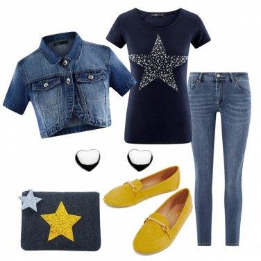 Outfit Brilla stella!
