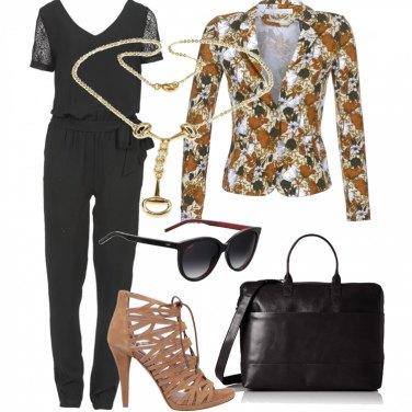 Outfit La maxi bag
