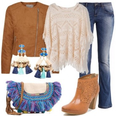 Outfit Primavera etnica