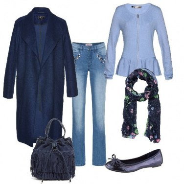Outfit Sempre in jeans