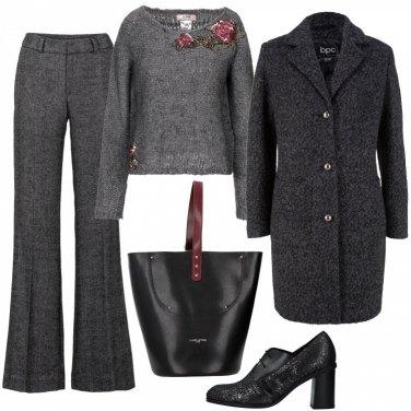 Outfit La borsa secchiello