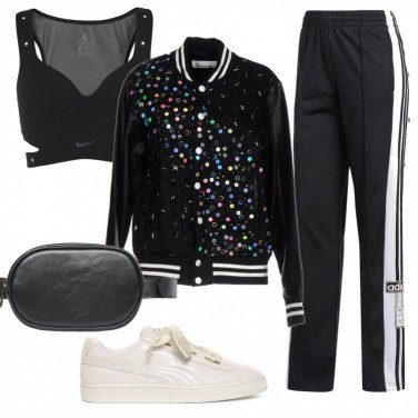 Outfit Sporty and trendy